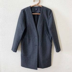 Kate Spade Saturday Wool Coat S